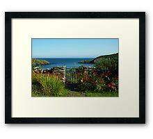 Summer holidays Framed Print
