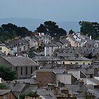 Caernarfon roofs  by 29Breizh33