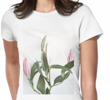Lilium Womens Fitted T-Shirt