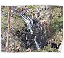 McKenzie Falls...The Grampians..HDR Poster