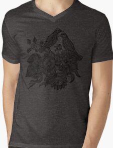 Bird Doodle - Work in Progress Mens V-Neck T-Shirt