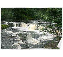 Aysgarth Falls - North Yorkshire Poster