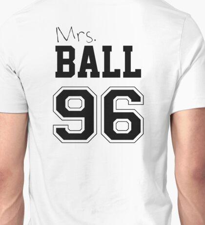 Mrs. Ball 96 Unisex T-Shirt