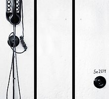 study wall telephone I by novopics