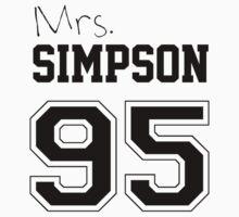 Mrs. Simpson 95 Kids Clothes