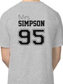 Mrs. Simpson 95 Classic T-Shirt