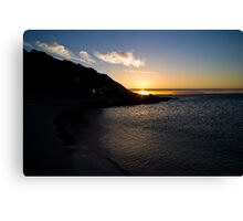 Gordons Bay, South Africa Canvas Print