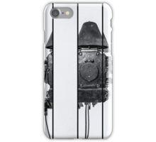 study wall telephone II iPhone Case/Skin