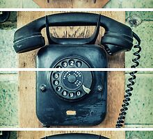study wall telephone III by novopics