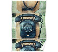 study wall telephone III Poster