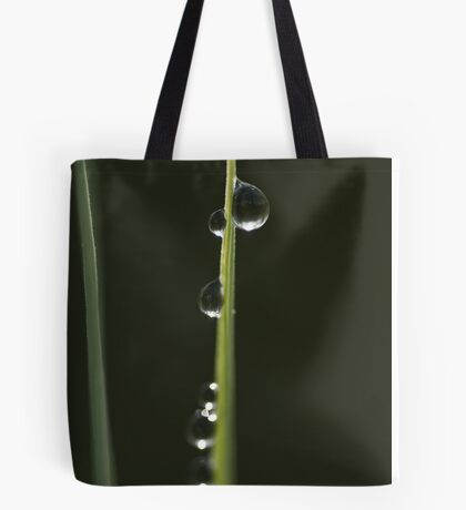 Vertical Drops Tote Bag