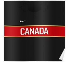 Team Canada (Sochi 2014) 3rd Jersey Poster