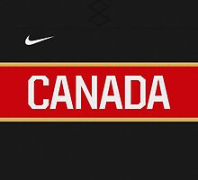 Team Canada (Sochi 2014) 3rd Jersey by Russ Jericho