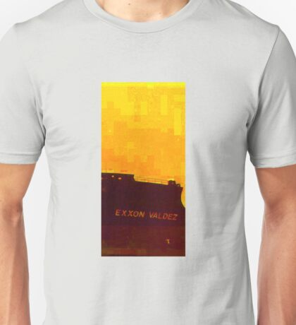 Exxon Valdez Unisex T-Shirt