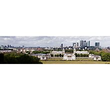London Skyline Panorama Photographic Print