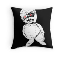 keeping tabs keeping posted 4 Throw Pillow