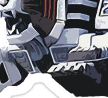 Mighty Morphin Power Rangers Tigerzord Sticker