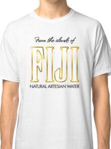 FIJI Water Boyz- Yung  Classic T-Shirt