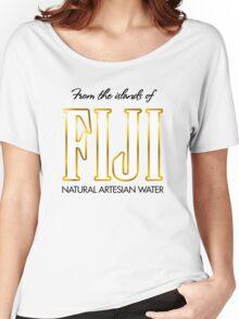 FIJI Water Boyz- Yung  Women's Relaxed Fit T-Shirt
