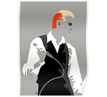 The Thin White Duke. Poster