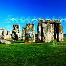 Stonehenge by 10dier