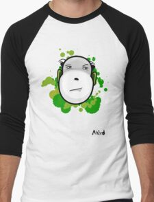 Sneeky Monkey Men's Baseball ¾ T-Shirt