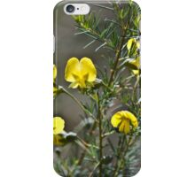 Pale Wedge Pea iPhone Case/Skin