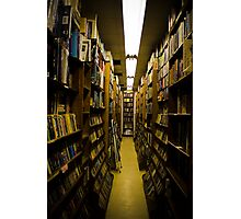 Chicago Bookstore Photographic Print