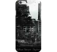 William Street iPhone Case/Skin