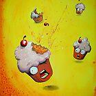 Cupcake Massacre by Dull