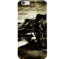 Memories Of Home iPhone Case/Skin