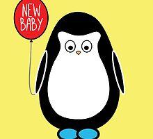 New baby balloon by danicorbett