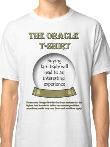 Fair-trade; The Oracle T-shirt Classic T-Shirt