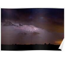 Lightning Storm 07.28.09 Poster