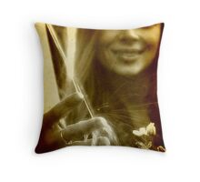 Summer II Throw Pillow
