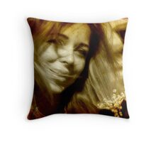 Summer IV Throw Pillow