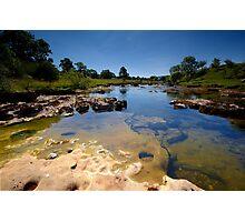 Riverside Summer Photographic Print