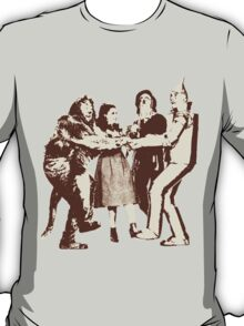 Wizard of Oz - Characters T-Shirt