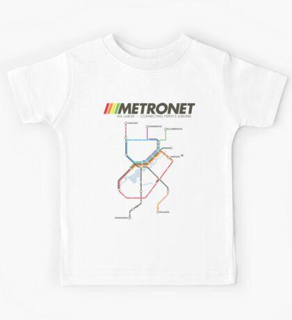 RETRO METRONET: 2013's plan Kids Tee