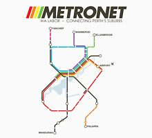 RETRO METRONET: 2013's plan Unisex T-Shirt