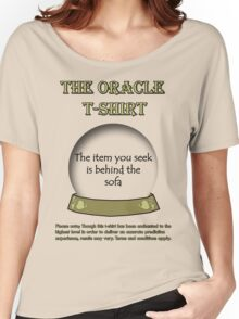 The Item You Seek; The Oracle T-shirt Women's Relaxed Fit T-Shirt