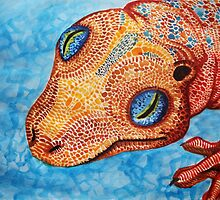 Gecko by Ruth Taylor