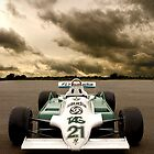 Williams FW07 by Paul Woloschuk