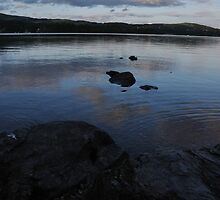 Windermere At Dusk by Andrew Cryer