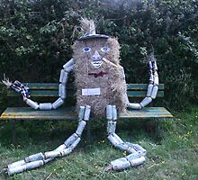 Mr recyclable by Debby Chadwick