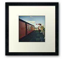 BETJEMAN'S  BRITAIN Framed Print