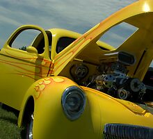1941 Willys Coupe by TeeMack