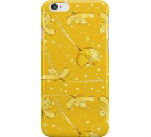 summer yellow iPhone Case/Skin