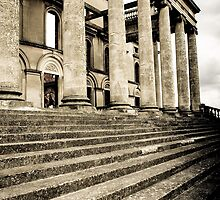 Steps & Pillars by Rachel Lilly
