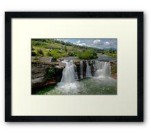 Landscape 6 Framed Print